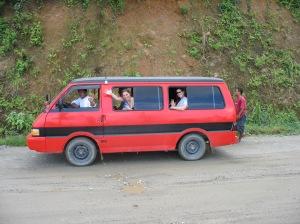 175Mindoro road trip van